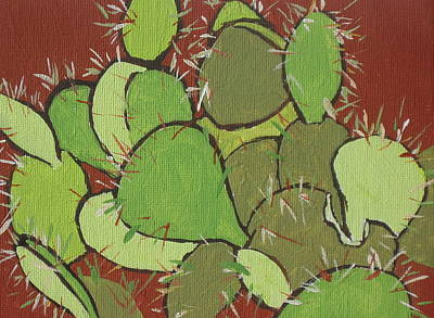 Prickly Pear Cactus Original