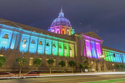 Photograph - Pride City by Jonathan Nguyen