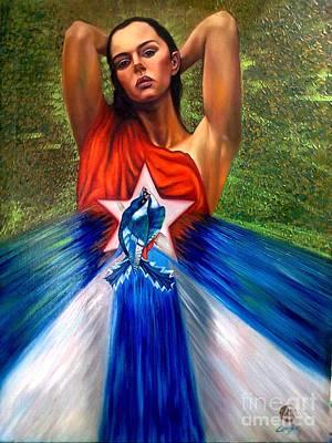Painting - Pride by Jorge L Martinez Camilleri