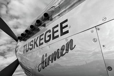 Photograph - Pride Of Tuskegee by Chris Buff