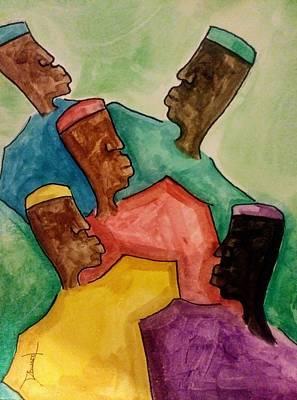Painting - Pride by Raymond Doward