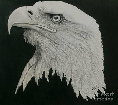 Jean Grey Drawing - Pride by Robyn Garnet