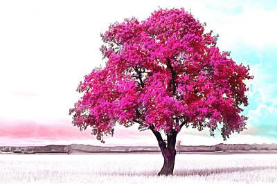 Photograph - Pride Tree by Munir Alawi