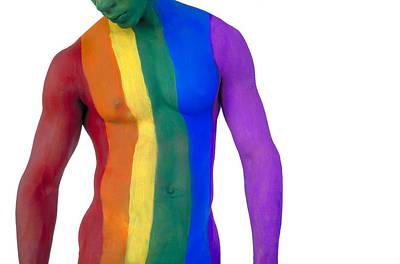 Pride4-3bp Art Print by Filippo Ioco