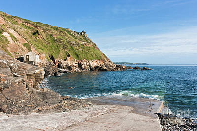 Photograph - Priest's Cove Cape Cornwall by Terri Waters