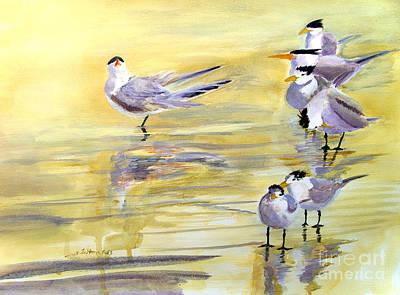 Painting - Prima Donna 5-16-15 by Julianne Felton