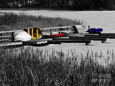 Primary Colors  How Plain Life Could Be Without Art Print