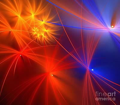 Digital Art - Primary Wishes by Kim Sy Ok