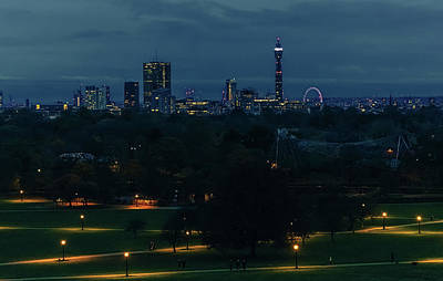 Photograph - Primrose Hill by Nisah Cheatham