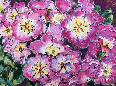Painting - Primrose by Lynne Schulte