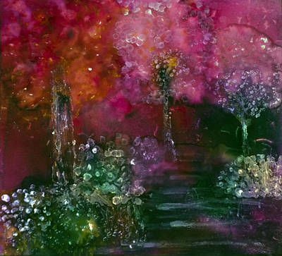 Designers Choice Painting - Primrose Painting by Don  Wright