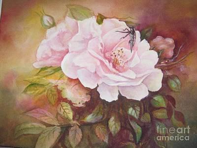 Painting - Primrose by Patricia Schneider Mitchell