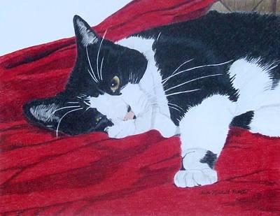 Prince Charming Art Print by Anita Putman