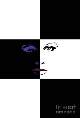 New Mind Digital Art - Prince Drwho by Jonathan Riley