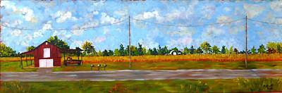 Painting - Prince Edward County by Diane Arlitt