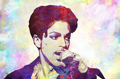 Prince Art Print