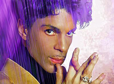 Prince For You Art Print