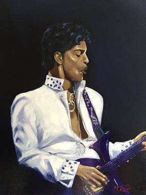Prince  Original by Marcela Rogel de Pepper