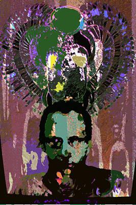 Prince Of The Nile 2 Art Print by Noredin Morgan