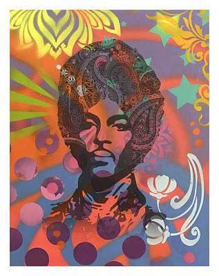 Painting - Prince Spirit by Dean Russo