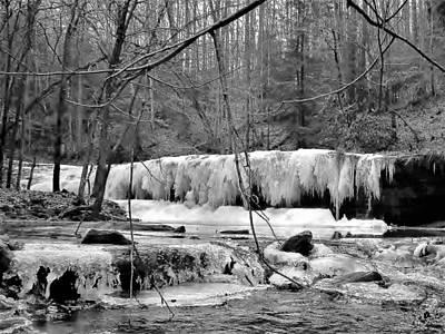 Photograph - Princess Falls by Gary Edward Jennings