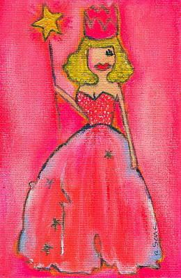 Princess Lepore Print by Ricky Sencion