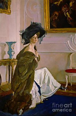 Photograph - Princess Orlova 1911 by Padre Art
