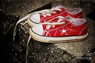 South Louisiana Photograph - Princess Shoes by Scott Pellegrin