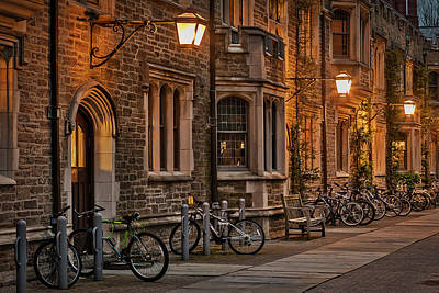 Photograph - Princeton University Campus by Susan Candelario