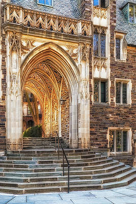 Photograph - Princeton University Lockhart Hall Dorms by Susan Candelario