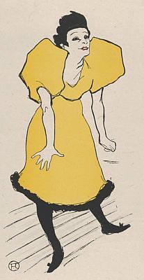 Women Painting - Print by Henri de Toulouse-Lautrec