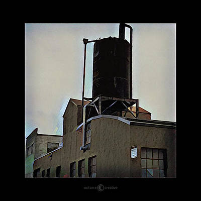 Photograph - Prior Factory by Tim Nyberg