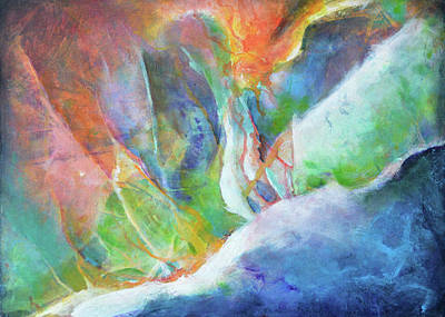 Painting - Prismatic Perception by Pic Michel