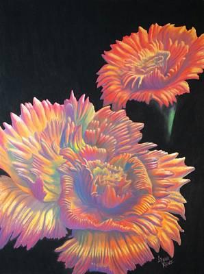 Drawing - Prismatica by Lynne Renzenberger