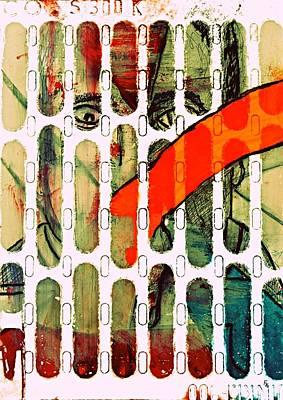 Prison Nr.2 Art Print by Franziska Kolbe