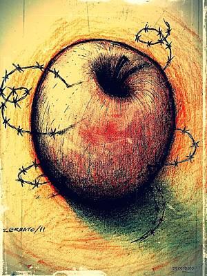 Prison Of Human Desire Art Print