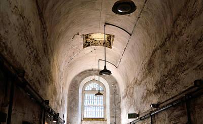 Photograph - Prison Passageway by JAMART Photography