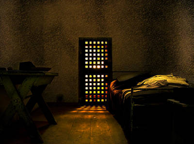 Prison Art Print by Svetlana Sewell