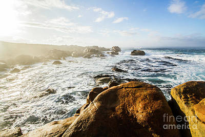 Coastal Landscape Photograph - Pristine Tasmanian Coast by Jorgo Photography - Wall Art Gallery