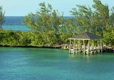 Photograph - Pristine Waters In Nassau Bahamas by Emmy Marie Vickers