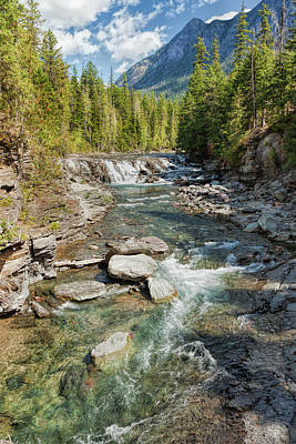 Photograph - Pristine Waterway by John M Bailey