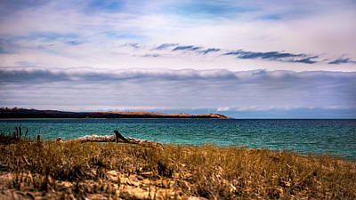 Photograph - Private Beach View by Onyonet  Photo Studios