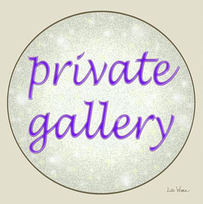 Mixed Media - Private Gallery by Lise Winne