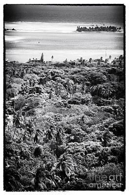 Photograph - Private Island by John Rizzuto