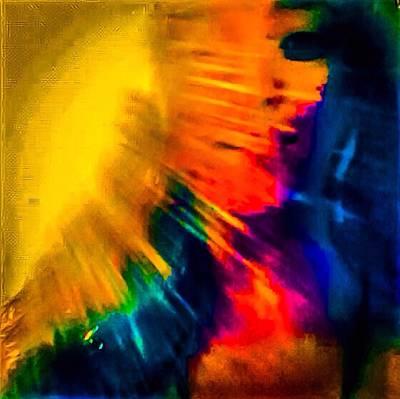 Digital Art - Private by William Braddock
