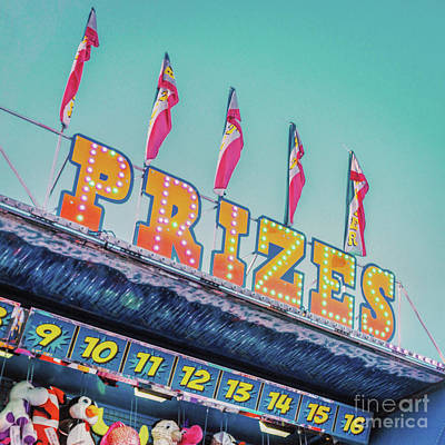 Photograph - Prizes by Cindy Garber Iverson