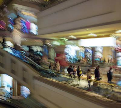 Photograph - Procession by Alex Lapidus