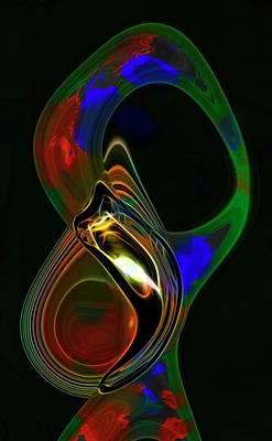 Digital Art - Procreant by Richard Thomas