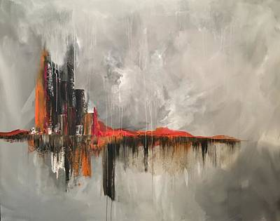 Painting - Prodigious by Soraya Silvestri