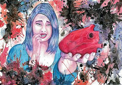 Proditiophobia Original by Erin Kay McHugh